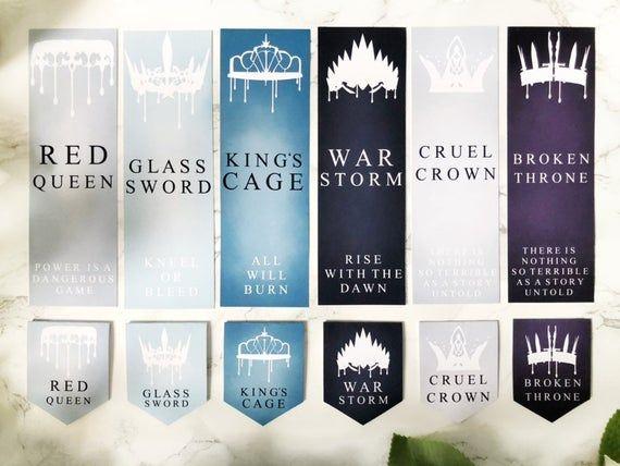 Speciale Regina Rossa: Cruel Crown & Broken Throne