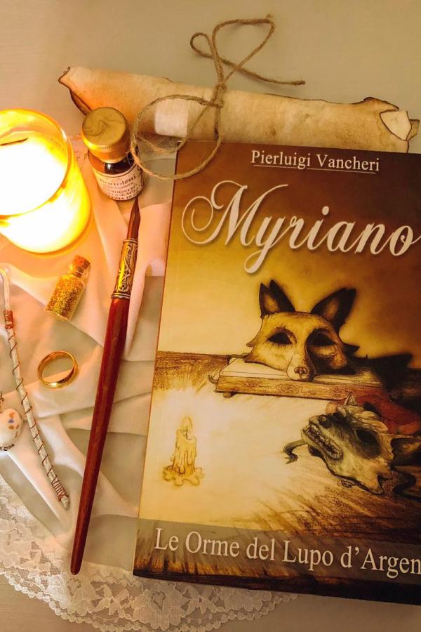 Recensione Myrianor, le orme del lupo d'argento